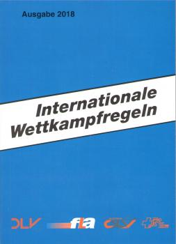 Internationale Wettkampfregeln (IWR) 2018-2019