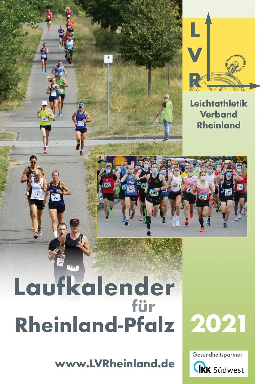 LVR-Shop - Laufkalender für Rheinland-Pfalz 2021